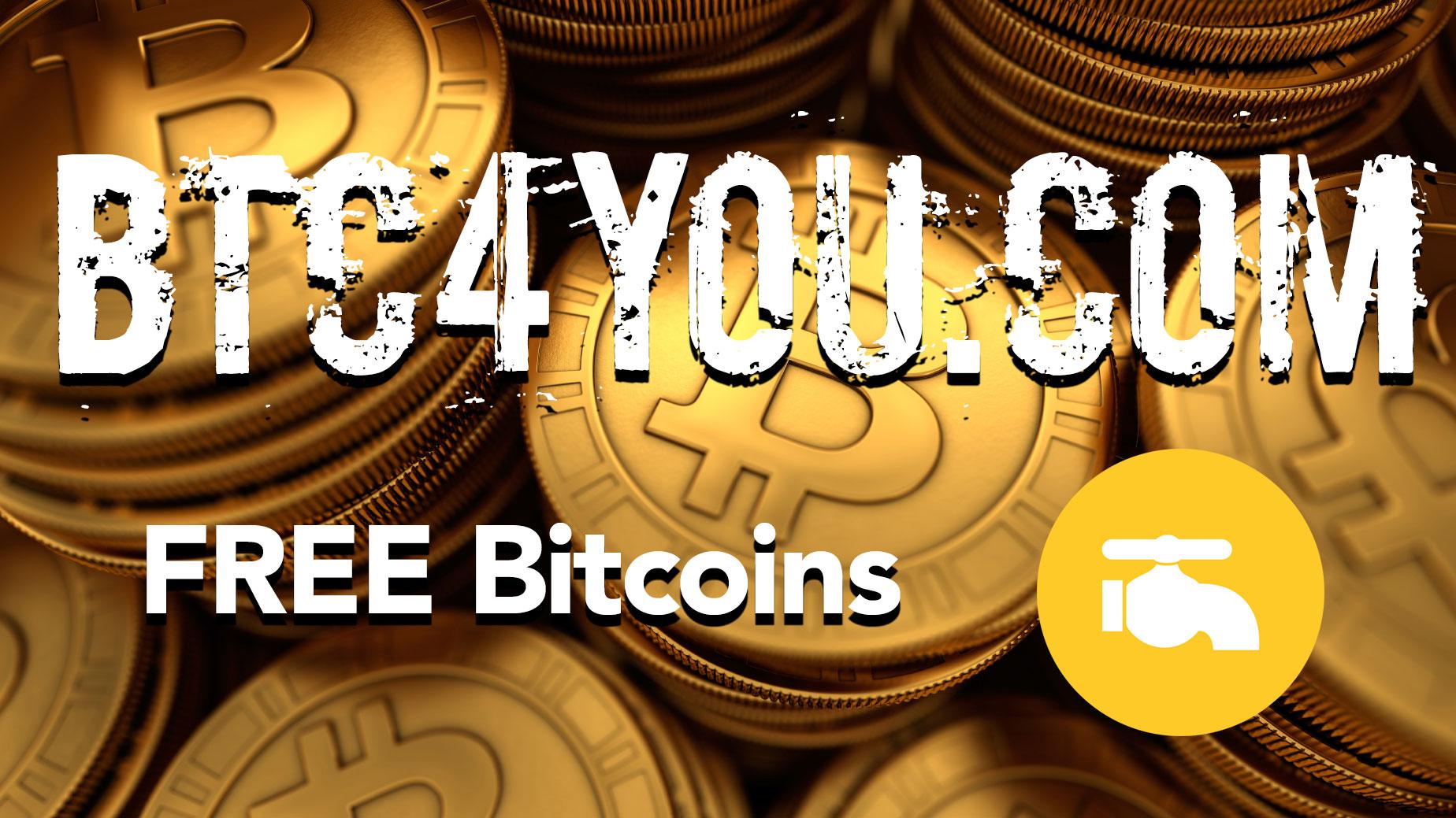 Free Bitcoin Faucet 💰 | BTC 4 You ฿